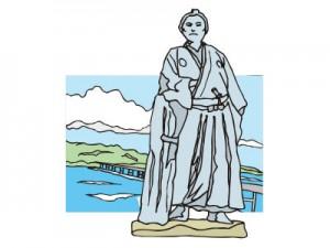 坂本龍馬のゆかりの地・観光名所