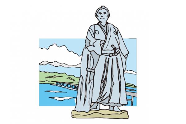 坂本龍馬,観光地